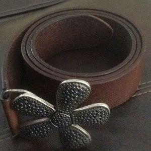 Silpada Brown Belt